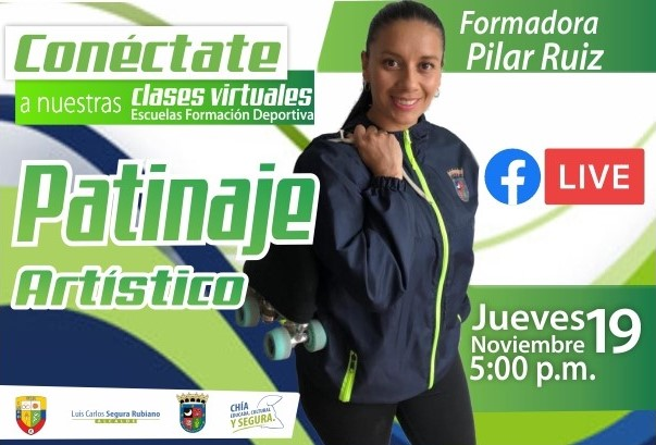 AFICHE CLASES VIRTUALES ZOOM